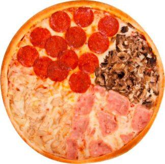 Пицца Ассорти в кафе Микс