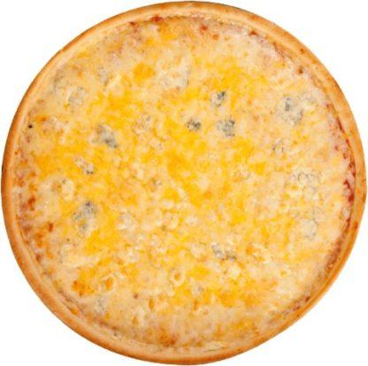 Пицца Четыре сыра в кафе Микс