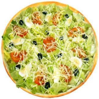 Пицца Цезарь в кафе Микс