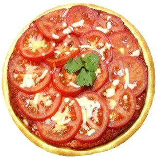 Пицца Маргарита в кафе Микс