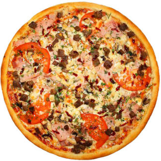 Пицца Мексиканская в кафе Микс