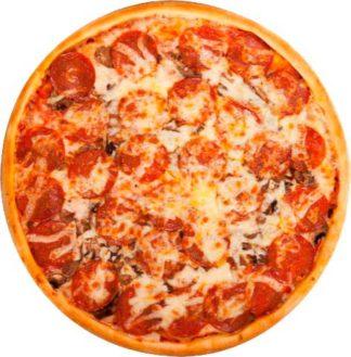 Пицца Салями в кафе Микс