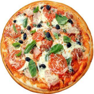 Пицца Супер Микс в кафе Микс